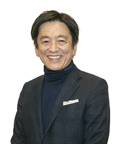 SAcステアリングコミッティ委員長 北濱宏一